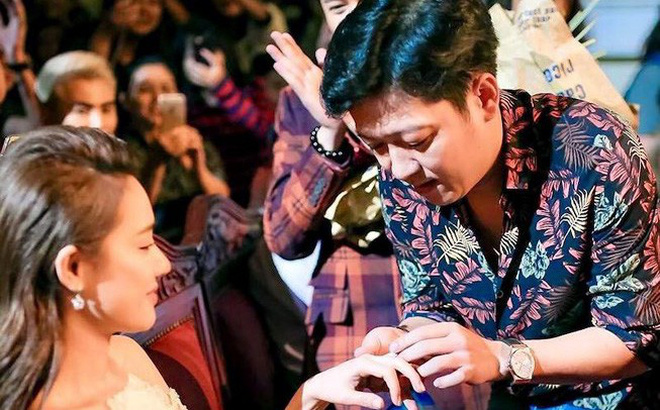 5 màn cầu hôn ấn tượng nhất Vbiz: Trấn Thành chi cả trăm triệu, Trường Giang gây tranh cãi còn Hà Hồ viral khắp MXH! - ảnh 6