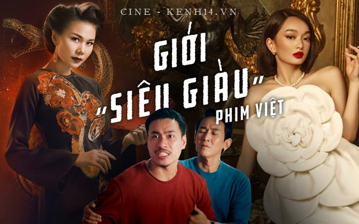 Sức hút khó cưỡng của phim Việt về giới siêu giàu: Drama sướng mắt, thoả mãn tâm lí hiếu kì về đời sống thượng lưu?