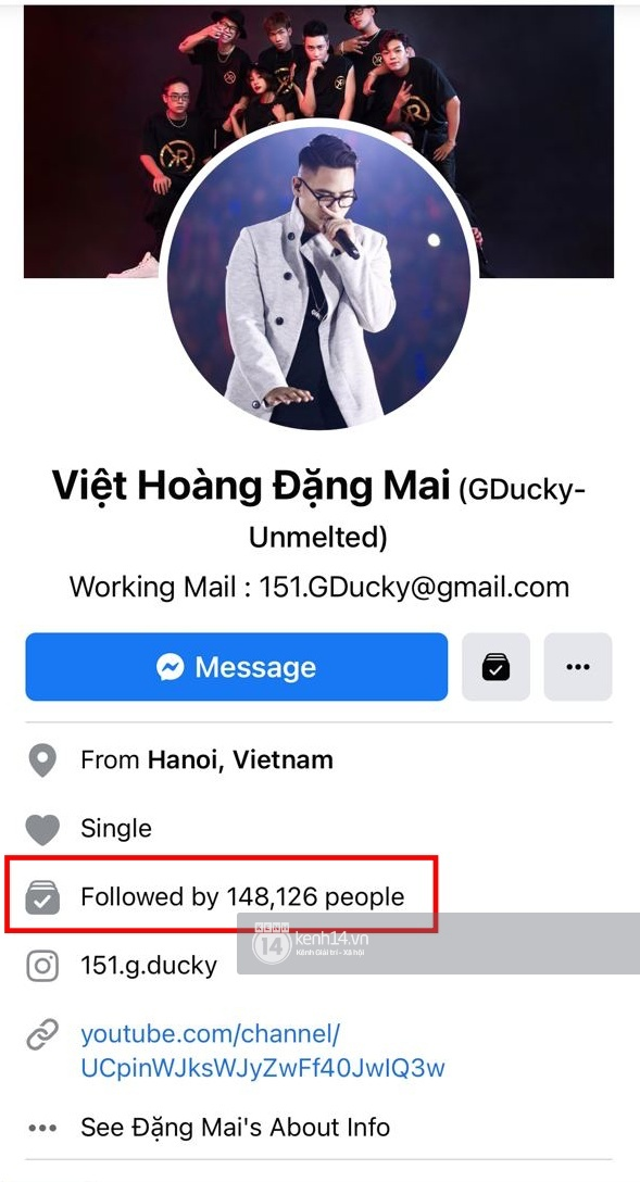 Phát hiện: Lượng tin nhắn bình chọn cho Dế Choắt và GDucky tương đương số follower trên FB cá nhân, sau đêm Chung kết tăng chóng mặt - Ảnh 4.