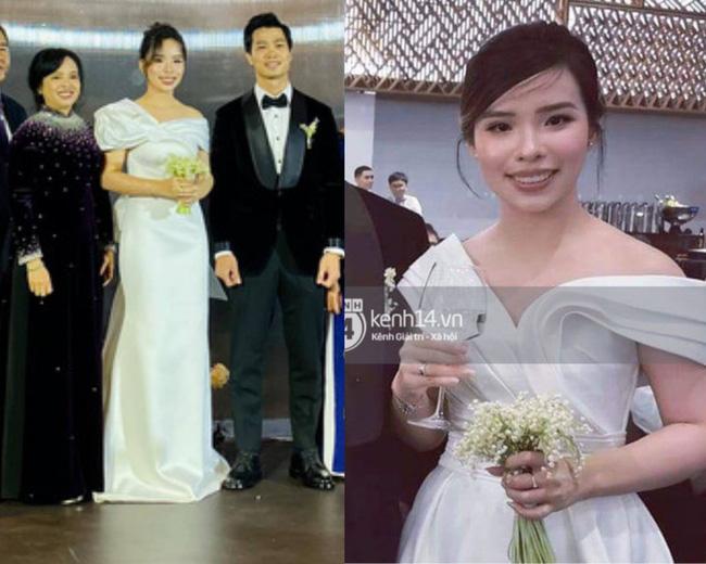 Visual Công Phượng - Viên Minh ở Phú Quốc: cô dâu kín đáo, chú rể giản dị hơn hẳn tiệc đám cưới lần đầu - Ảnh 5.