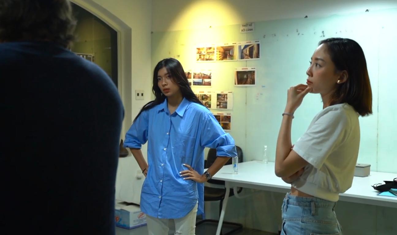 Tóc Tiên bị Đồng Ánh Quỳnh đấm xịt máu mũi khi tập luyện cho Thanh Sói, bất ngờ nhất là người khóc hu hu sau sự việc - Ảnh 11.
