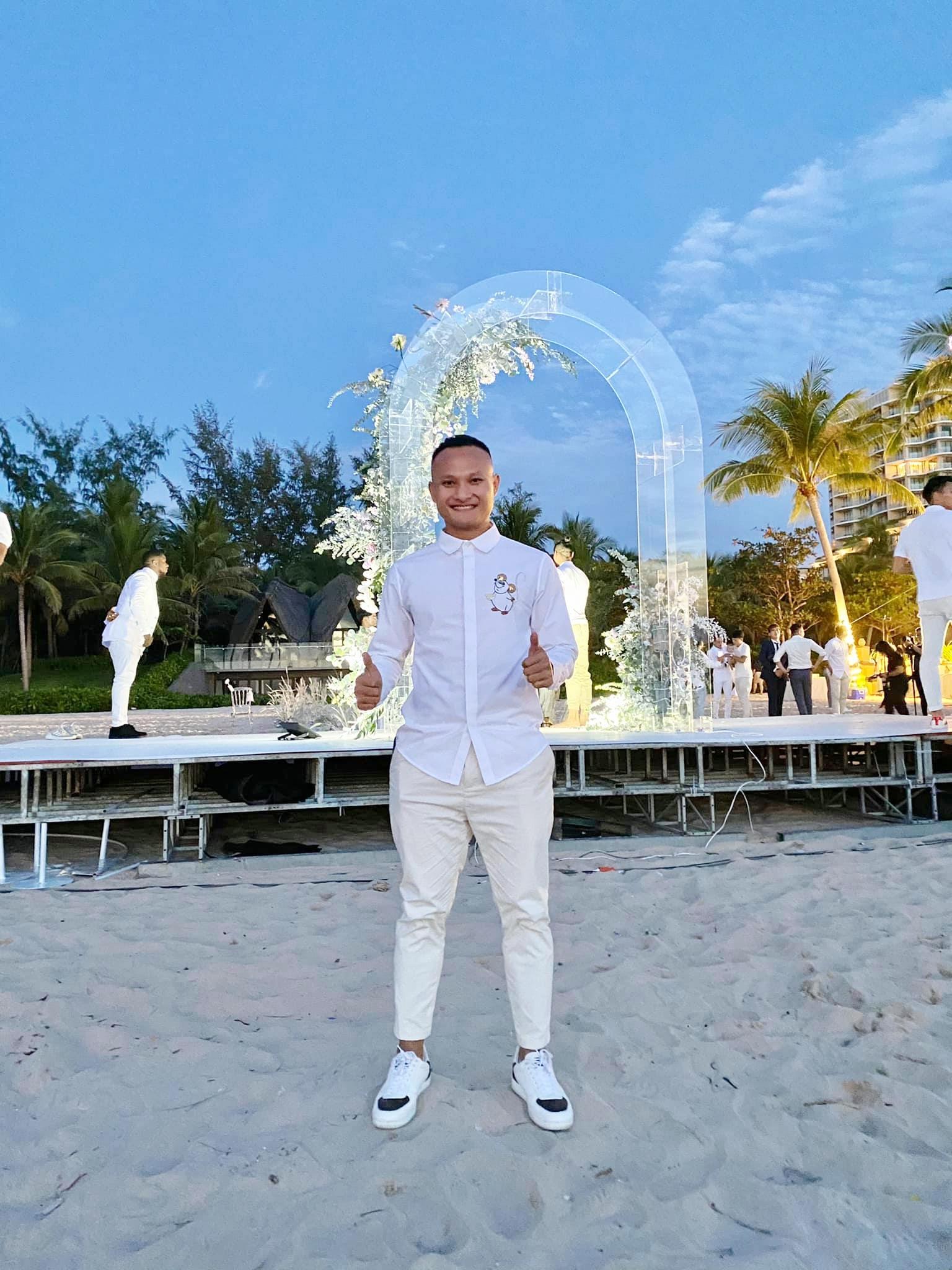 Dàn khách mời nam thần xả vai hậu đám cưới Công Phượng, tầm này Instagram của ai người đó đẹp - Ảnh 7.