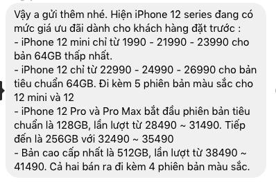 Năm nay, mua iPhone 12 chính hãng ở đâu để có giá rẻ nhất? - ảnh 5