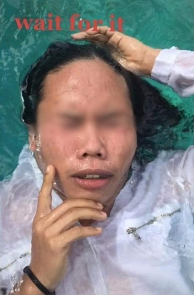 Nhờ bạn trai chụp ảnh hộ với ý tưởng suy tư trong làn nước, cô gái thất vọng tràn trề khi trông thấy album ảnh như triển lãm tấu hài - Ảnh 5.