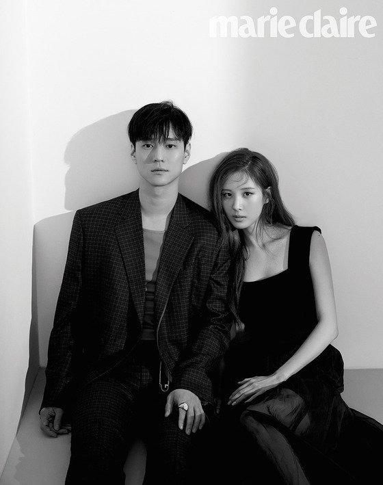 Phát hờn với loạt khoảnh khắc tình tứ, tối ngày ôm hôn quấn quít của Seohyun - Go Kyung Pyo ở Đời Tư - Ảnh 1.