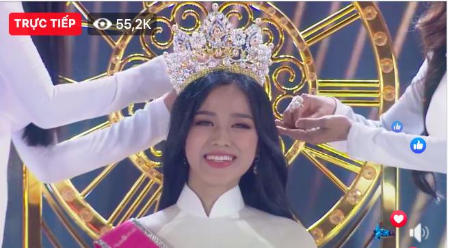 Trước khi đăng quang, Hoa hậu Việt Nam Đỗ Thị Hà mô tả về mình: Cuộc đời tôi là một câu chuyện buồn - ảnh 1