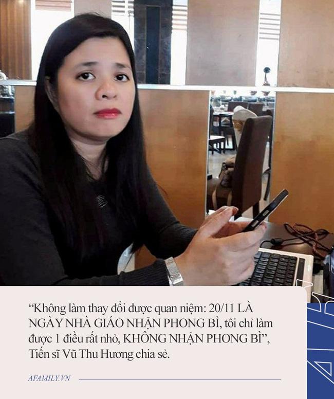 Cô giáo Hà Nội kể lại giây phút mở hộp quà, kinh hoàng thấy 10 triệu đồng tiền mặt bên trong: Không trả lại mà có cách xử lý trên cả tuyệt vời - Ảnh 2.