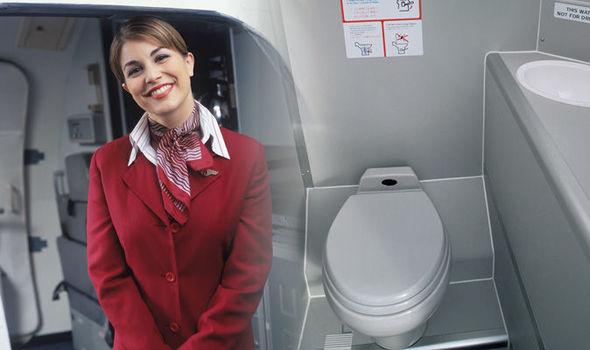 Tiếp viên hàng không tiết lộ thời điểm vàng để đi vệ sinh trên máy bay khiến ai nấy ngã ngửa, hóa ra chẳng phải cứ buồn là xả - Ảnh 1.