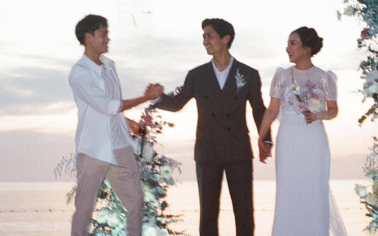 Văn Toàn viết tâm thư xúc động gửi bạn thân Công Phượng sau đám cưới, hé lộ suy nghĩ về cô dâu Viên Minh