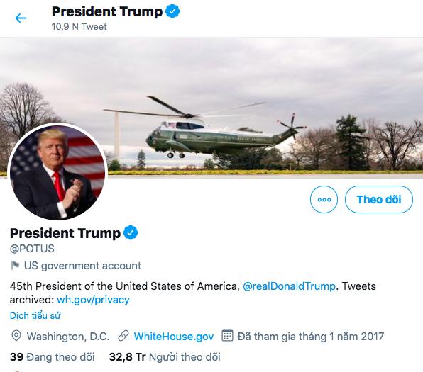 Twitter sẽ trao tài khoản Tổng thống cho Biden ngay cả khi Donald Trump không nhượng bộ - ảnh 2