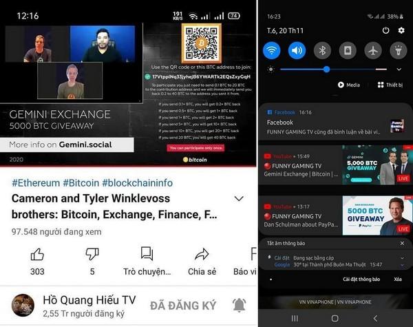 Hàng chục kênh YouTube triệu subs của Việt Nam bị kẻ gian chiếm đoạt - ảnh 2