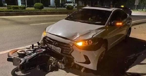Vụ nữ lao công bị ô tô tông tử vong thương tâm: Người lái xe gây tai nạn là thanh tra Sở GTVT tỉnh Hưng Yên - ảnh 1