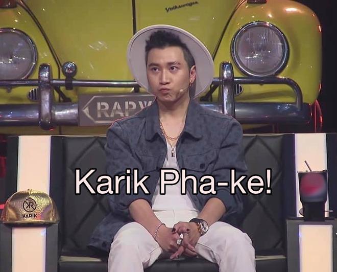 Buồn của Karik: Bị fan nhí gặp trực tiếp mà khẳng định là pha-ke, tuyên bố Karik tại Rap Việt đẹp trai hơn gấp 1000 lần! - ảnh 6