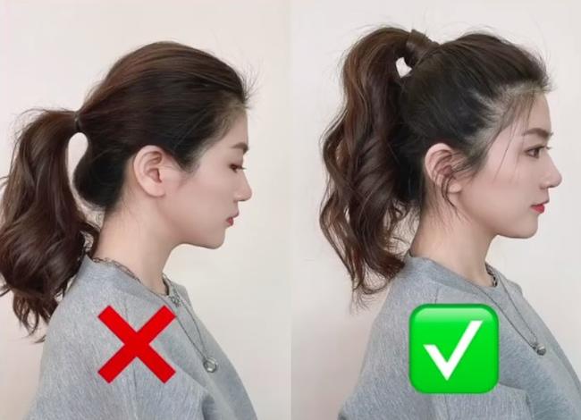 Bạn có thể trẻ hơn 5 tuổi khi để tóc đuôi ngựa nếu học theo cách buộc này - ảnh 4
