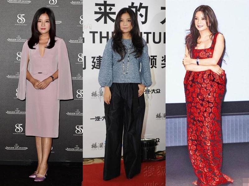 So kè gu thời trang của 3 cặp địch thủ Cbiz: Dương Mịch - Lệ Dĩnh khó phân thắng bại, gắt hơn cả là cặp Phạm Băng Băng - Triệu Vy - Ảnh 28.