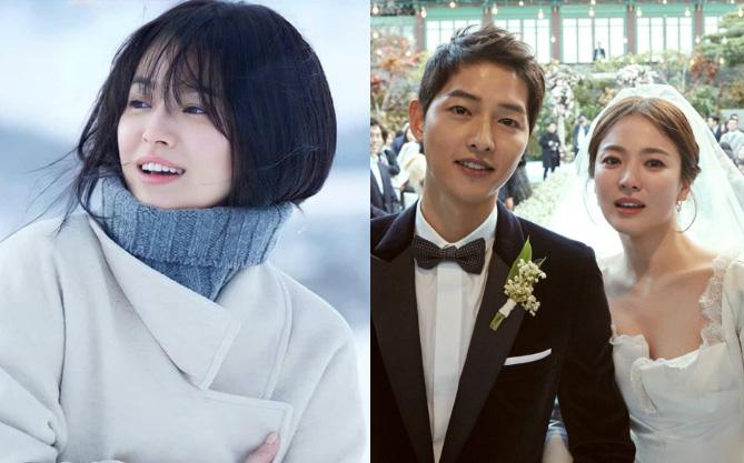 Netizen phát hiện ảnh Song Hye Kyo mới đăng hóa ra chụp từ chuyến đi với Song Joong Ki, đúng thời điểm cầu hôn năm xưa?