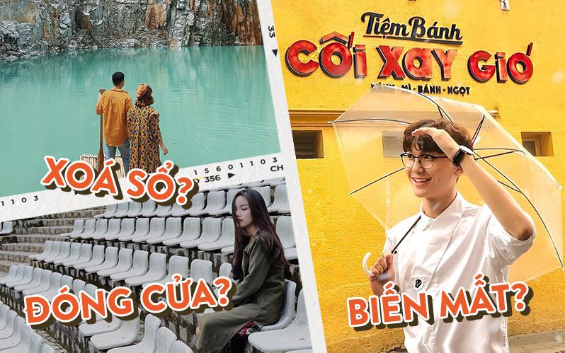 """Hàng loạt địa điểm nổi tiếng ở Đà Lạt bị """"xoá sổ"""" khỏi """"bản đồ check in"""" khiến dân tình ngậm ngùi tiếc nuối"""