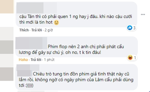 Soi kĩ vụ Lâm Canh Tân dính tin hẹn hò 7749 lần với Cái Nguyệt Hy, hình như phim mới xịt thảm nên bày trò phát cẩu lương? - ảnh 18