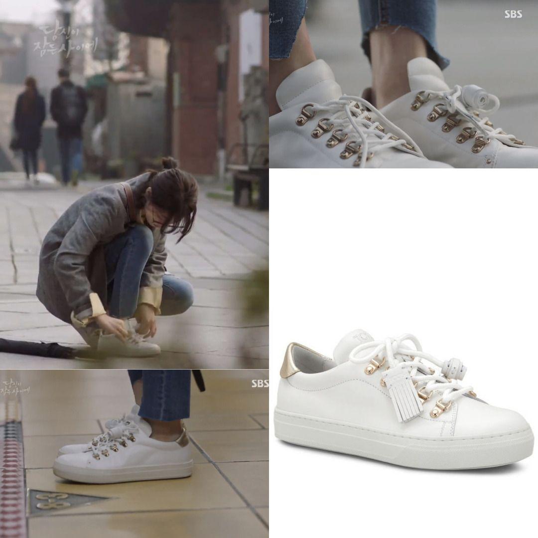 Không xem Start-Up thì chị em cũng nên ghim 4 kiểu giày đế thấp Suzy diện trong phim để nâng cấp style toàn tập - Ảnh 9.