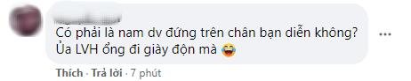 Fan quắn quéo với cảnh hậu trường La Vân Hi bá vai thân thiết Trần Phi Vũ cứ như clip quay trộm cảnh hẹn hò - Ảnh 6.