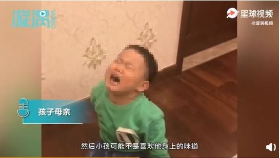 Bé trai 4 tuổi không chịu ngủ cùng bố bởi vì Bố quá xấu, mẹ biết chuyện liền đưa ra lời giải thích khiến dân mạng không thể nhịn cười - ảnh 1