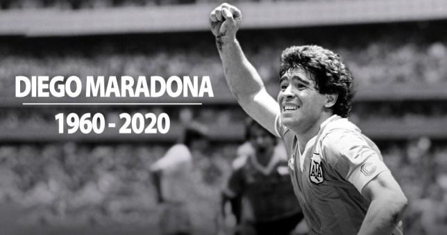 Những câu nói nổi tiếng nhất dành riêng cho Diego Maradona - huyền thoại bóng đá thế giới vừa ra đi mãi mãi ở tuổi 60 - ảnh 1