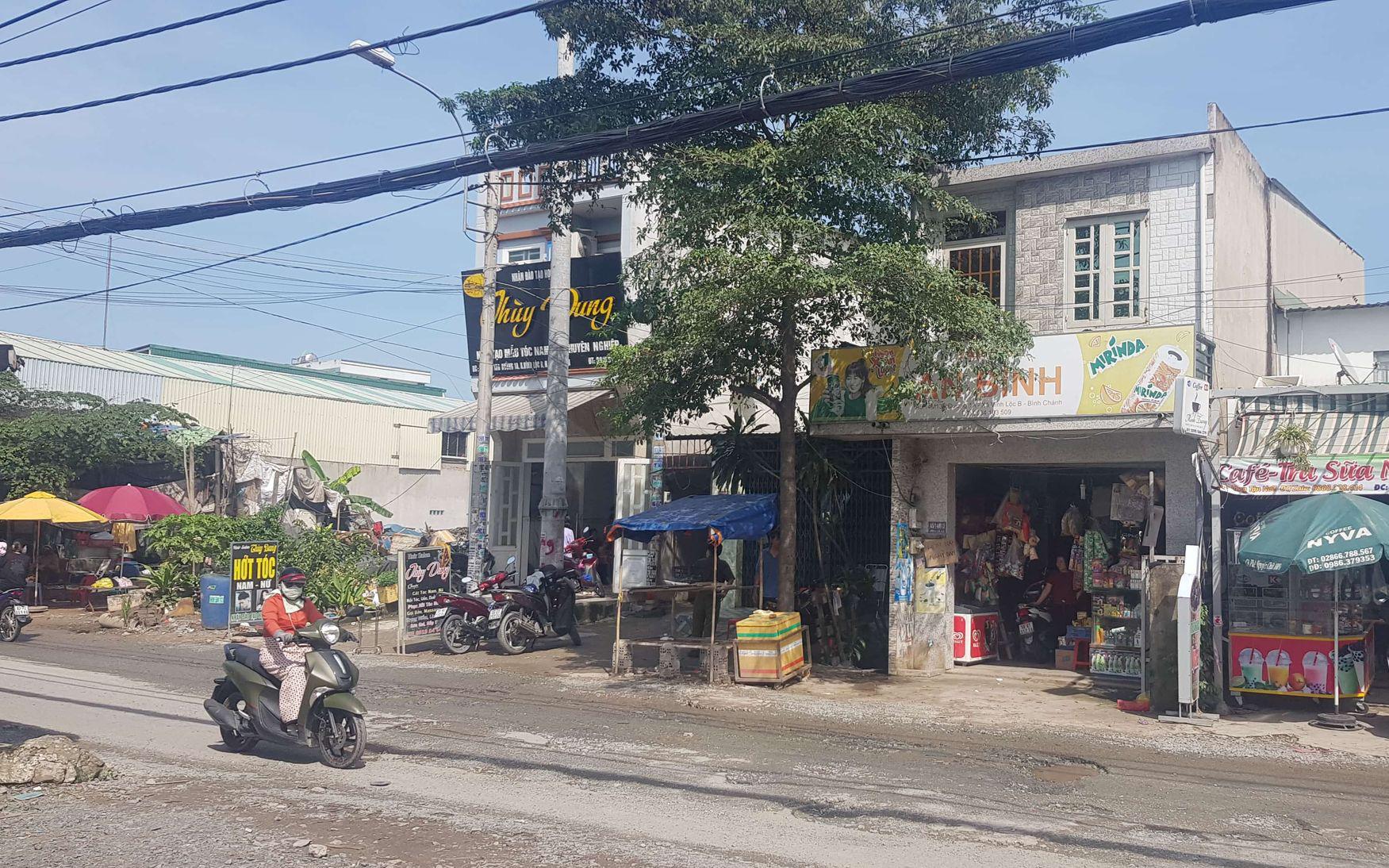 Mâu thuẫn tiền bạc, người đàn ông bị đâm chết ở vùng ven Sài Gòn