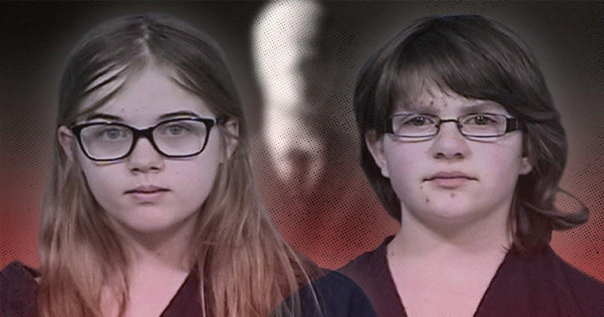 Phim tài liệu thương tâm về hai cô bé tấn công bạn học vì ám ảnh với ác quỷ Slenderman hư cấu - Ảnh 2.