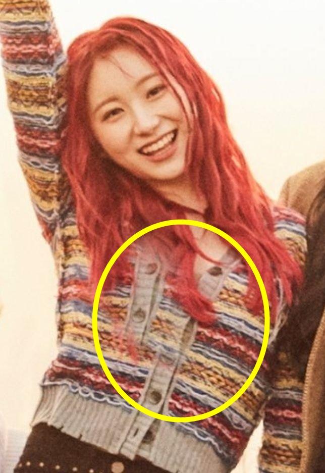 Ảnh teaser của IZ*ONE mắc lỗi photoshop cẩu thả, nhóm sắp tan rã nên bị bỏ bê giống Wanna One ngày nào? - ảnh 1