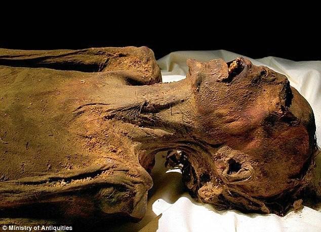 Tìm thấy xác ướp la hét kỳ lạ, các nhà khoa học phát hiện âm mưu đáng sợ trong gia đình Hoàng gia nổi tiếng nhất thế giới từ 3.000 năm trước - ảnh 3