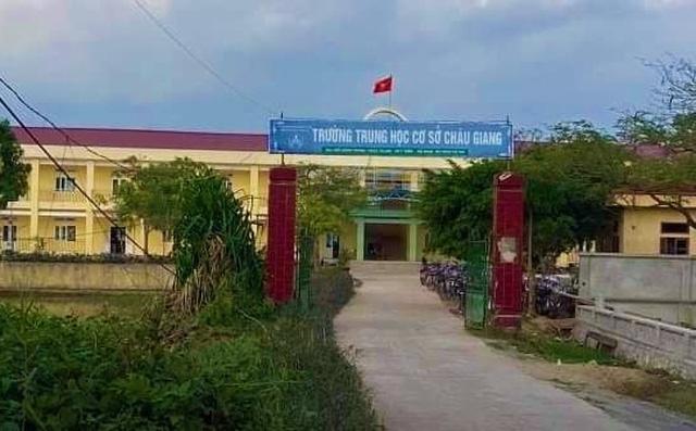 Vụ nam sinh lớp 9 ở Hà Nam tử vong giờ ra chơi: Tạm giữ nam sinh cùng khối có liên quan - ảnh 1