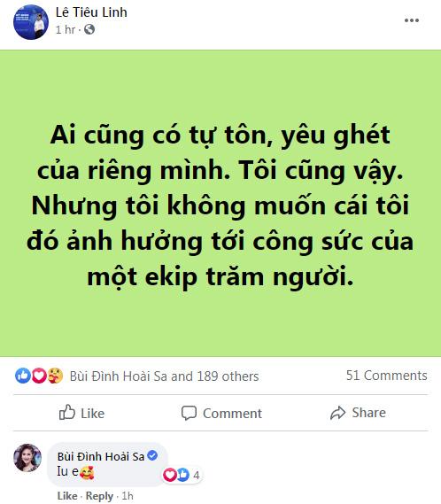 Đỗ Nhật Hà cùng dàn người đẹp chuyển giới về phe nào giữa drama của Đào Anh & Hương Giang? - ảnh 4