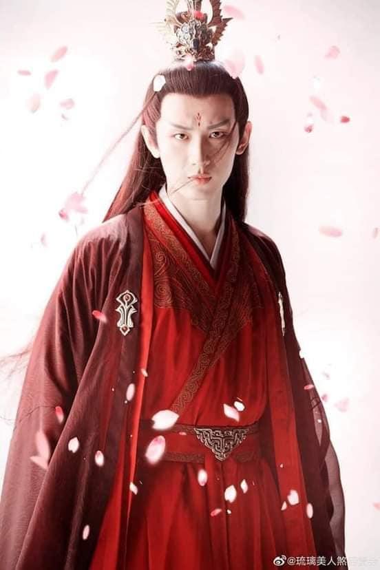 Nức lòng với BXH nam thần cổ trang diện đồ đỏ đẹp nhất: Thành Nghị, Tiêu Chiến đều bại trận trước lão đại Triển Chiêu - ảnh 13