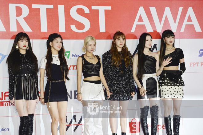 """Năm ngoái quân đoàn sao Hàn khuynh đảo thảm đỏ AAA ở Việt Nam: Yoona - Park Min Young đẹp xỉu, Ji Chang Wook, Red Velvet và dàn idol """"bùng nổ"""" - ảnh 20"""