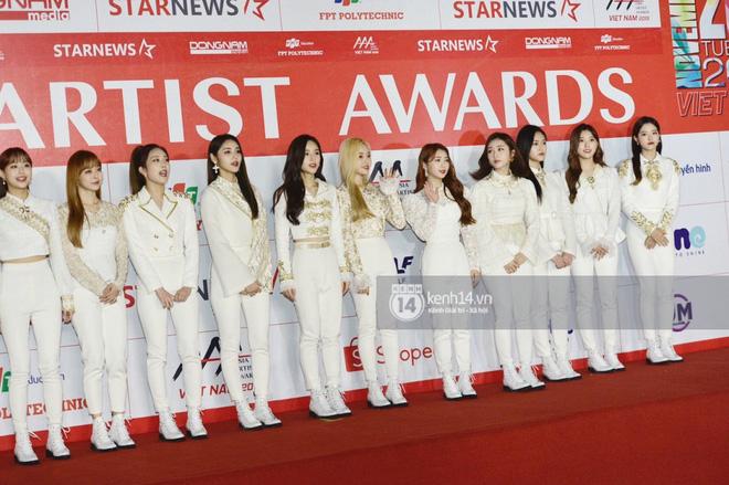 """Năm ngoái quân đoàn sao Hàn khuynh đảo thảm đỏ AAA ở Việt Nam: Yoona - Park Min Young đẹp xỉu, Ji Chang Wook, Red Velvet và dàn idol """"bùng nổ"""" - ảnh 22"""