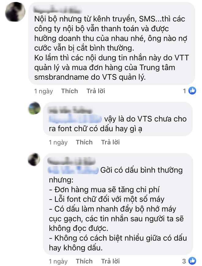 Vì sao các nhà mạng tại Việt Nam luôn nhắn tin không dấu cho người dùng? - ảnh 4