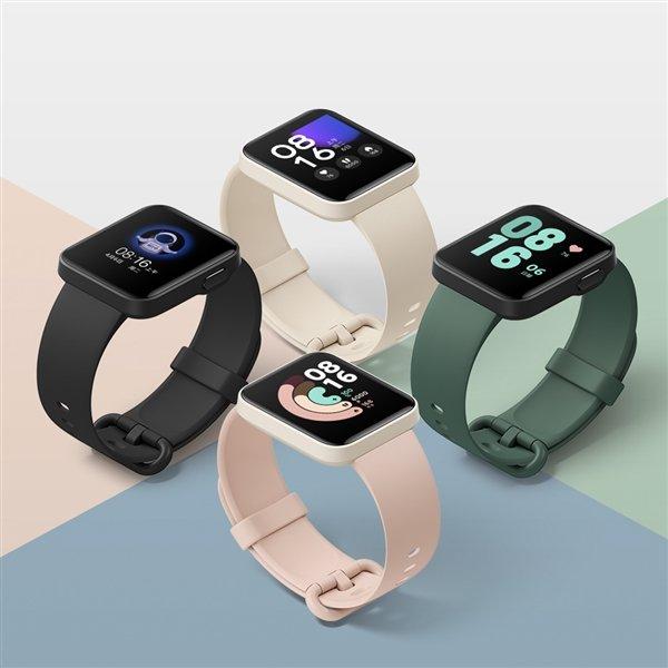 Redmi Watch ra mắt: Màn hình 1,4 inch, kháng nước 5ATM, hỗ trợ NFC, pin 12 ngày, giá 1,1 triệu đồng - ảnh 1