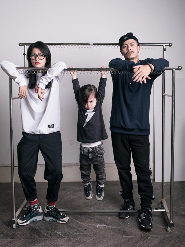 Rapper nhí 7 tuổi từng kết hợp với Suboi tung hẳn một E.P xịn mịn, chất hip-hop từ bé cũng rất gì và này nọ! - Ảnh 1.