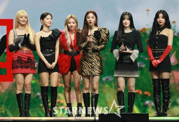 Internet users call AAA 2020 the farce of the year, BLACKPINK, the lack of BTS of an important Daesang in DOUBLE hands is too bad!  Photo 3.