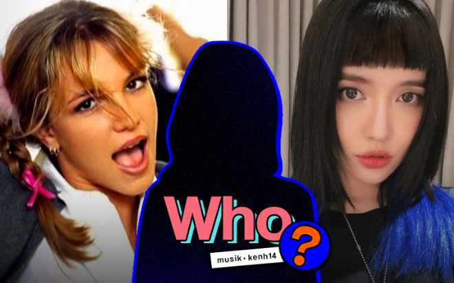 """Tạo hình """"bắt lú"""" của nữ nghệ sĩ Vpop: Quen với hình ảnh hát ballad đượm buồn, nay lại rất Bích Phương còn style y hệt Britney Spears?"""
