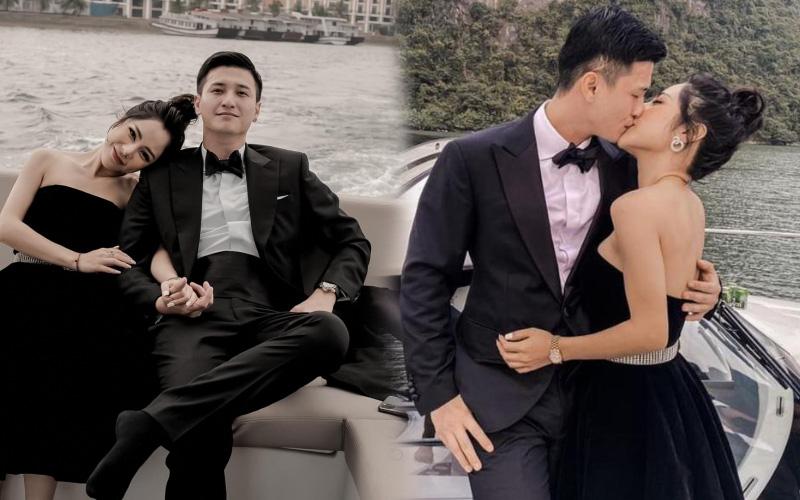 """HOT: Diễn viên Huỳnh Anh công khai hẹn hò MC đẹp nhất nhì VTV, hoá ra là """"single mom"""" hơn anh 6 tuổi"""