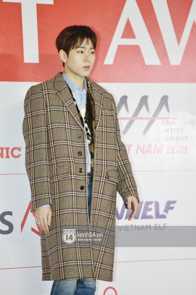 """Năm ngoái quân đoàn sao Hàn khuynh đảo thảm đỏ AAA ở Việt Nam: Yoona - Park Min Young đẹp xỉu, Ji Chang Wook, Red Velvet và dàn idol """"bùng nổ"""" - ảnh 6"""