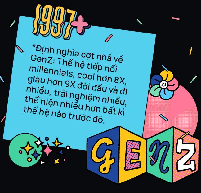 See ya real soon: Lời hứa hẹn đầy tinh nghịch của lớp GenZ bản lĩnh, tài năng và đang hừng hực lửa để trở thành người tiếp theo - Ảnh 2.