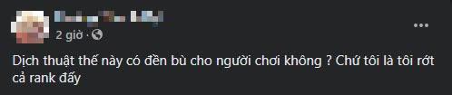 VNG lại ăn mưa gạch đá từ game thủ vì mắc lỗi sơ đẳng khi mang bom tấn Riot về Việt Nam - Ảnh 2.