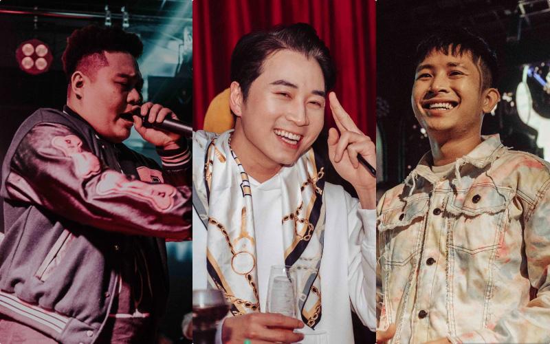 """Karik bất ngờ xuất hiện cổ vũ được học trò Ricky Star gọi là """"bé ngoan"""", Yuno Bigboi tung demo đậm chất """"pui pui pui"""""""