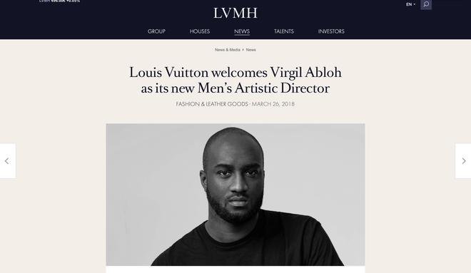 Virgil Abloh - Biểu tượng của thời trang thế giới mới: Người đánh dấu kỷ nguyên nơi của tiền bạc đã xoá nhoà đi ý nghĩa cốt lõi của những thiết kế - Ảnh 15.