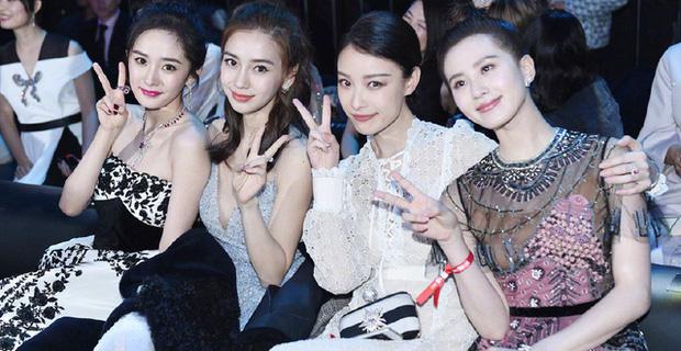 Châu Đông Vũ: Tam Kim Ảnh hậu gây sốc với đời tư vướng quy tắc ngầm, phốt EQ thấp, khiến Dương Mịch tỏ thái độ ra mặt - ảnh 18