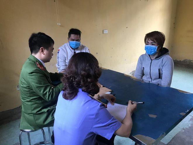 Khởi tố chủ quán bánh xèo hành hạ dã man nhân viên 15 tuổi ở Bắc Ninh - Ảnh 1.