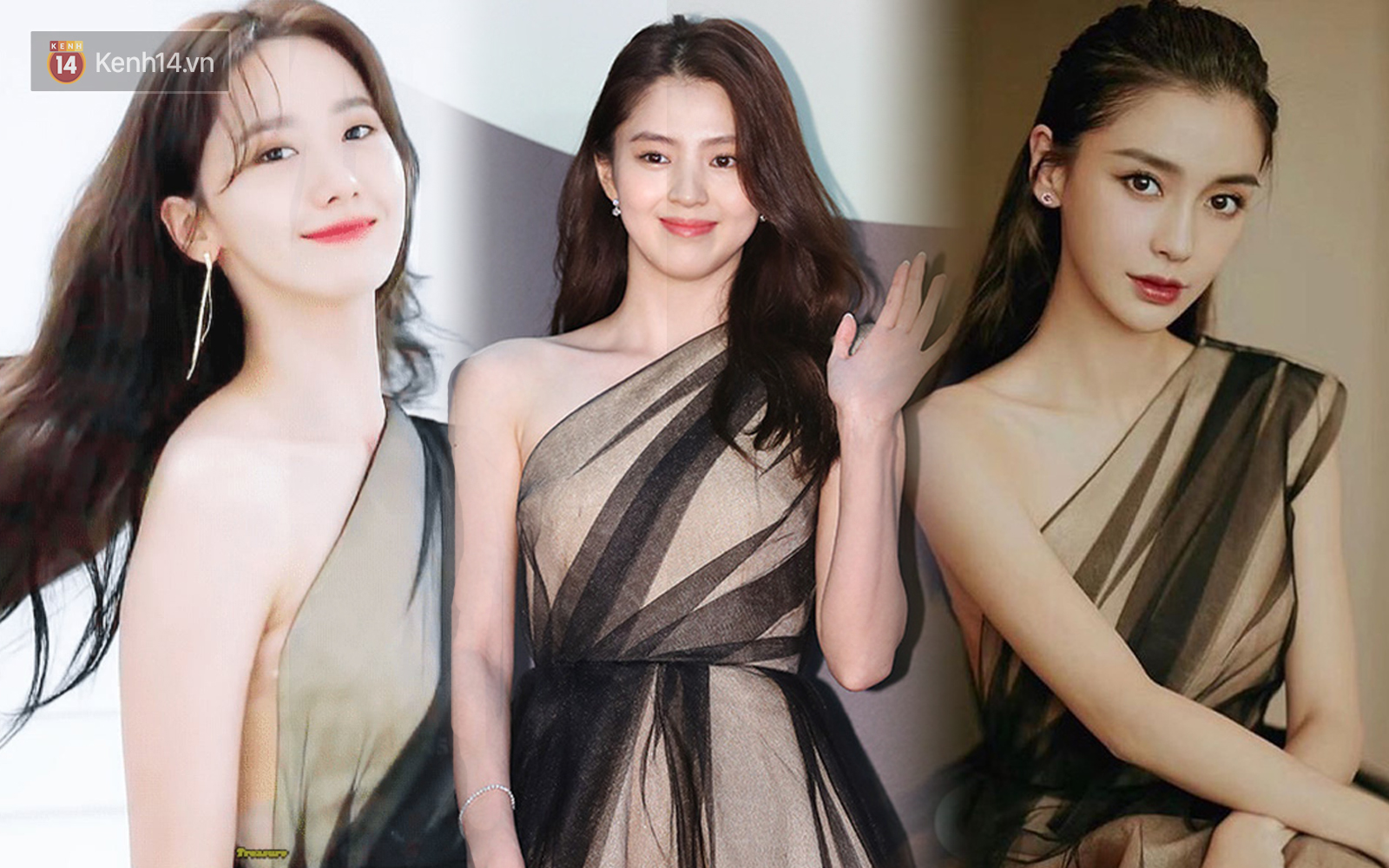Yoona và Angela Baby xinh thật nhưng vẫn bị tiểu tam hot nhất màn ảnh Hàn lấn át khi đụng váy - Ảnh 9.