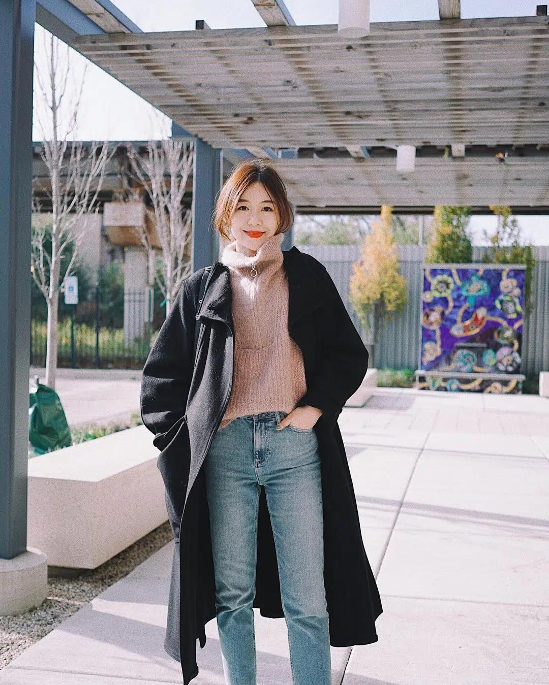 Tips chọn áo len cho ngày đông nhiệt độ thất thường: Chọn mặc đúng sẽ giúp bạn được đồng nghiệp khen nức nở - Ảnh 10.